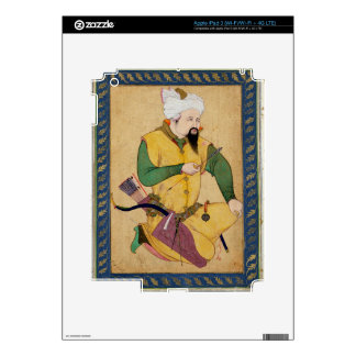 A Turkoman or Mongol Chief holding an Arrow, from Skins For iPad 3