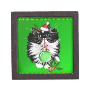 A Tuxedo Merry Christmas Premium Gift Box