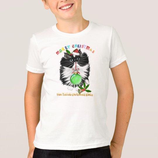 A Tuxedo Merry Christmas Shirt