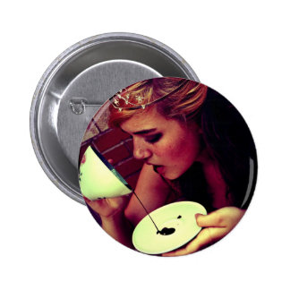 A Twisted Fairytale by April A. Taylor 2 Inch Round Button