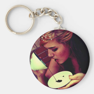 A Twisted Fairytale by April A. Taylor Keychains