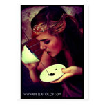 A Twisted Fairytale by April A. Taylor Postcard