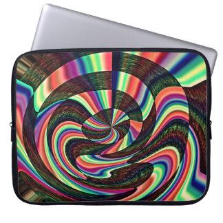 A Twisted Mind Laptop Sleeve