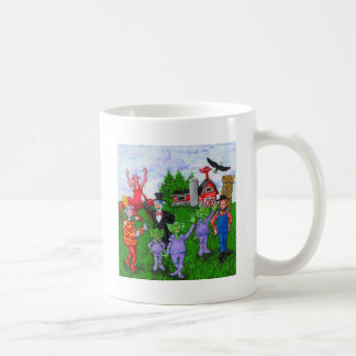 A Typical Day in the Midwest Coffee Mug