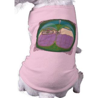 A U S AMERICAN Hamster Speedster Doggie Shirt