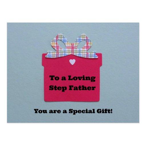 A un padre cariñoso del paso postales