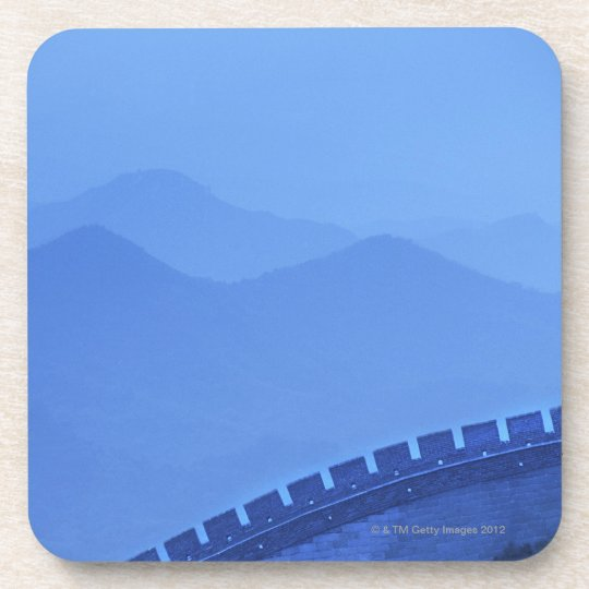 A UNESCO World Heritage Site the Wall at Beverage Coaster