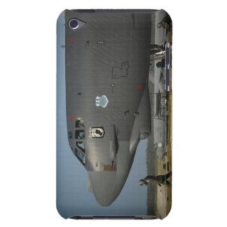 A US Air Force aircrew prepares a B-52 iPod Touch Case-Mate Case