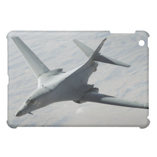 A US Air Force  B-1B Lancer on a combat patrol iPad Mini Cover