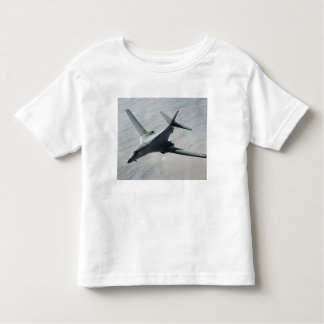 A US Air Force  B-1B Lancer on a combat patrol Toddler T-shirt