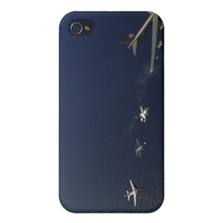 A US Air Force B-52 Stratofortress aircraft 3 iPhone 4/4S Cover