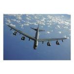 A US Air Force B-52 Stratofortress Photo Print