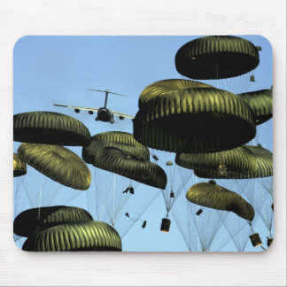 A US Air Force C-17 Globemaster III Mouse Pad