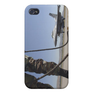 A US Air Force crew chief iPhone 4 Covers