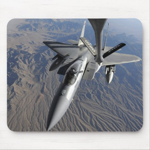A US Air Force F-15 Eagle Mouse Pad