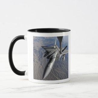 A US Air Force F-15 Eagle Mug
