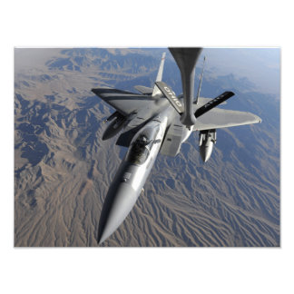 A US Air Force F-15 Eagle Photo Print