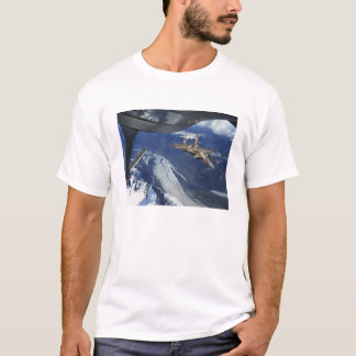 A US Air Force F-15C Eagle positioning itself T-Shirt