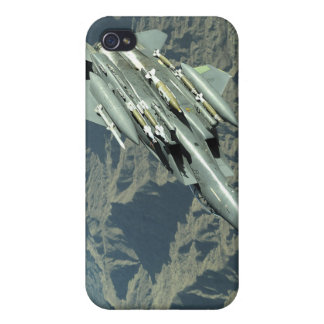 A US Air Force  F-15E Strike Eagle iPhone 4 Cases