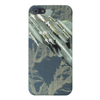 A US Air Force  F-15E Strike Eagle iPhone 5/5S Covers