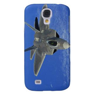 A US Air Force F-22 Raptor in flight near Guam Samsung S4 Case