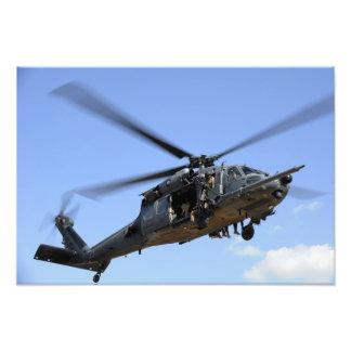 A US Air Force HH-60 Pavehawk Photo Print