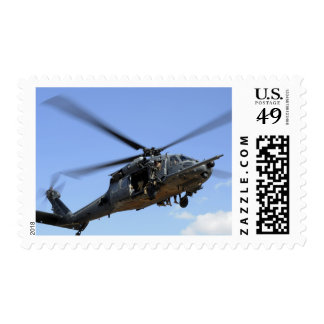 A US Air Force HH-60 Pavehawk Stamp