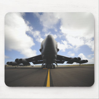A US Air Force maintenance crew Mouse Pad