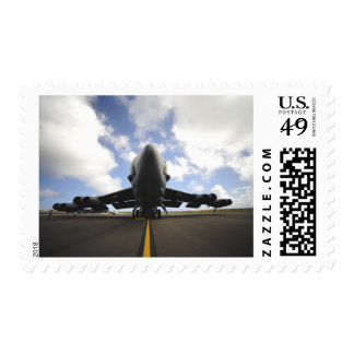A US Air Force maintenance crew Postage Stamp