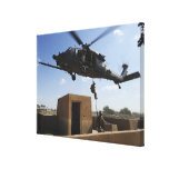A US Air Force Pararescuemen Canvas Print