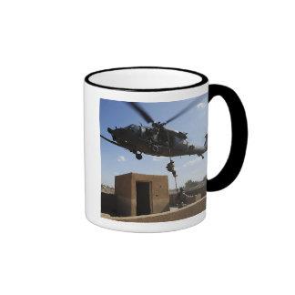 A US Air Force Pararescuemen Ringer Mug