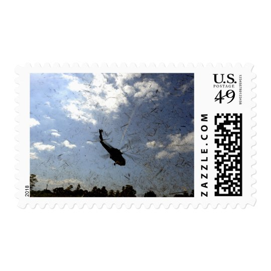 A US Navy HH-60 Seahawk Postage