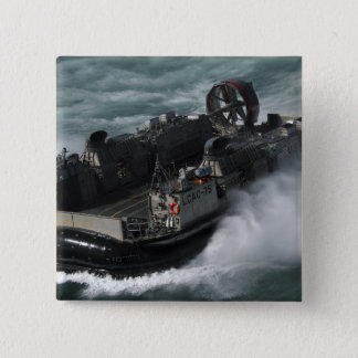 A US Navy Landing Craft Air Cushion Button