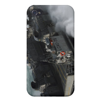 A US Navy Landing Craft Air Cushion iPhone 4/4S Cover