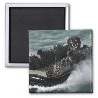 A US Navy Landing Craft Air Cushion Magnet