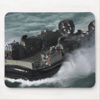 A US Navy Landing Craft Air Cushion Mouse Pad