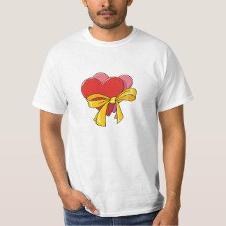 A Valentine Hearts T-Shirt