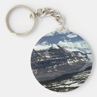 A Valley Of Snow Keychains