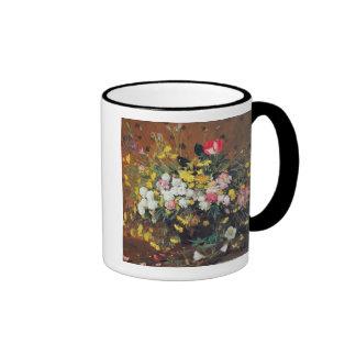 A Vase of Flowers Mug