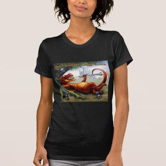 A veces los triunfos del dragón camisetas