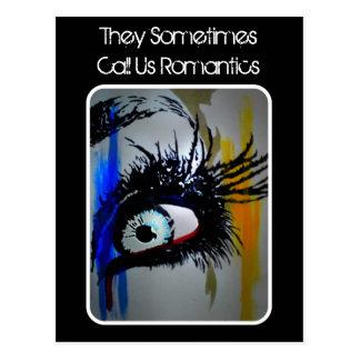 """""""A veces nos llaman postal de Romantics"""""""
