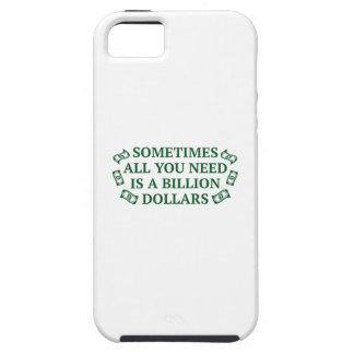 A veces todos lo que usted necesita son mil iPhone 5 carcasas