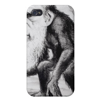 A Venerable Orang Outang, from 'The Hornet' iPhone 4 Cover