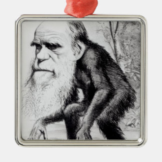 A Venerable Orang Outang, from 'The Hornet' Ornament