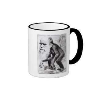 A Venerable Orang Outang, from 'The Hornet' Ringer Mug
