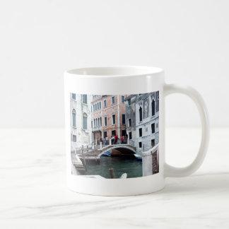 A Venetian bridge Coffee Mug