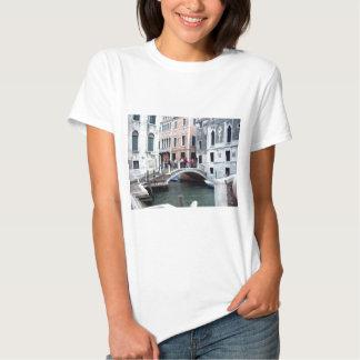 A Venetian bridge T-shirt