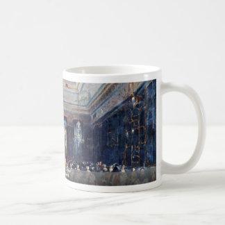 A Venetian Gala Concert By Francesco Guardi Coffee Mugs