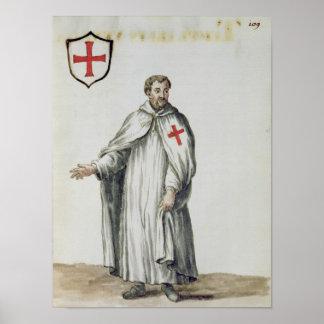A Venetian Templar Poster