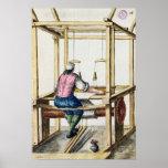 A Venetian Weaver Print